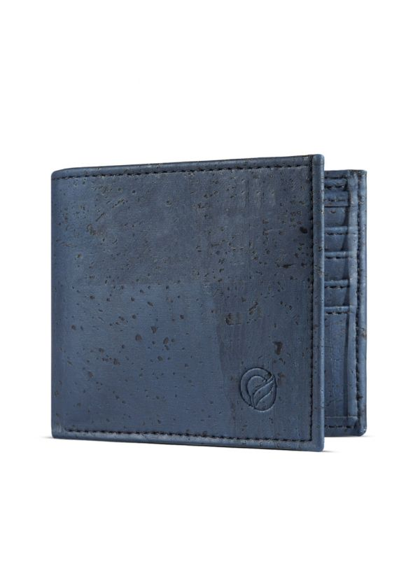 Corkor CK048C Wallet Dark Brown front