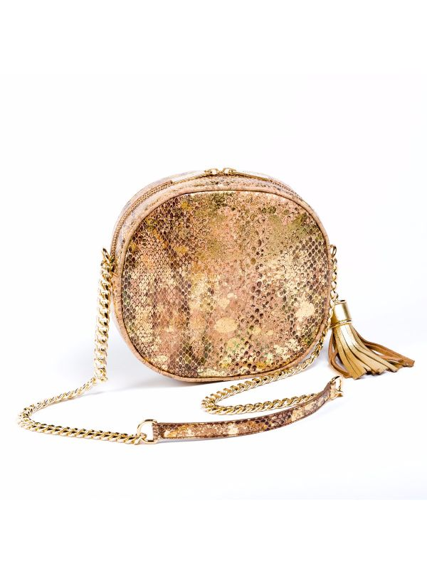 Artipel Luxe Python Serpente Crossbody